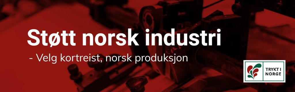 Lansering Trykt i Norge